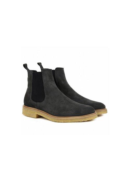 Goosecraft Goosecraft Crepe Chelsea Boots Grey