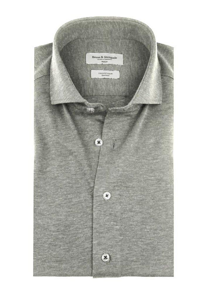 Bruun & Stengade Stewart Shirt Green