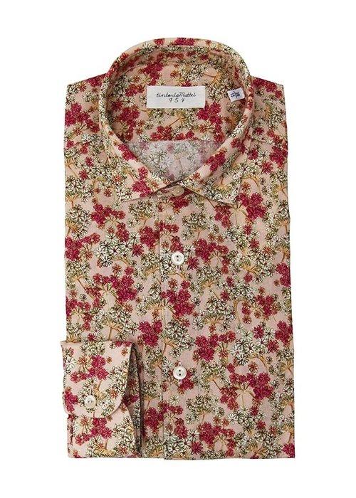 Tintoria Mattei Tintoria Mattei Shirt Floral 1TUKN0AFI1