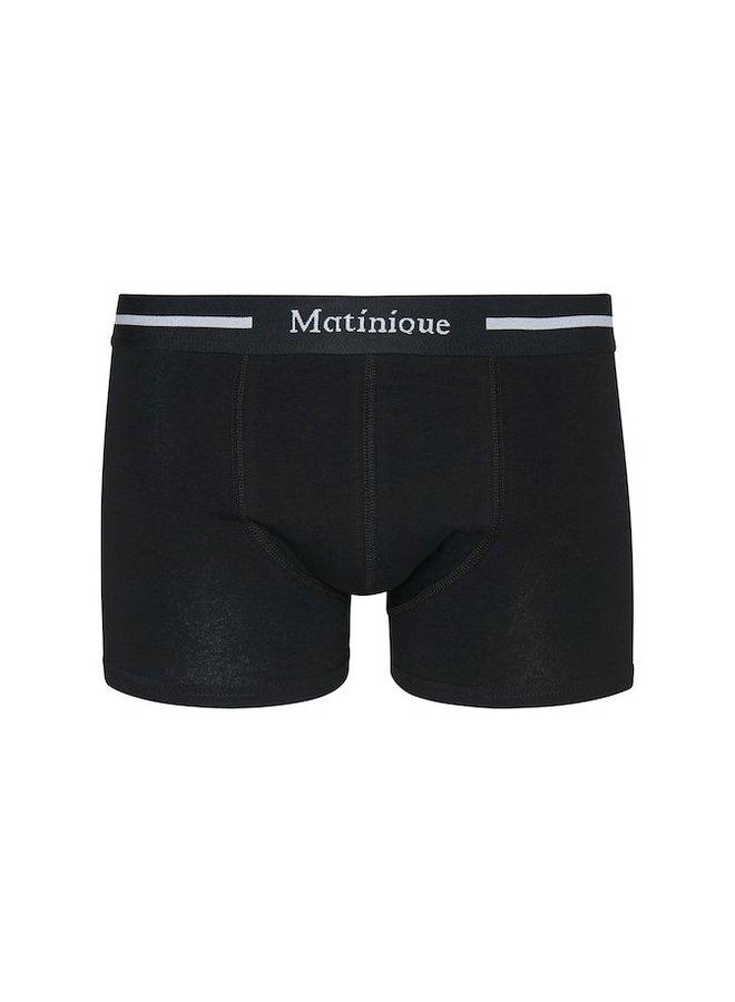 Matinique Grant Body Gear Solid Black