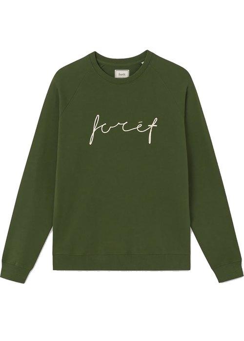 Forét Forét Track Sweatshirt Army