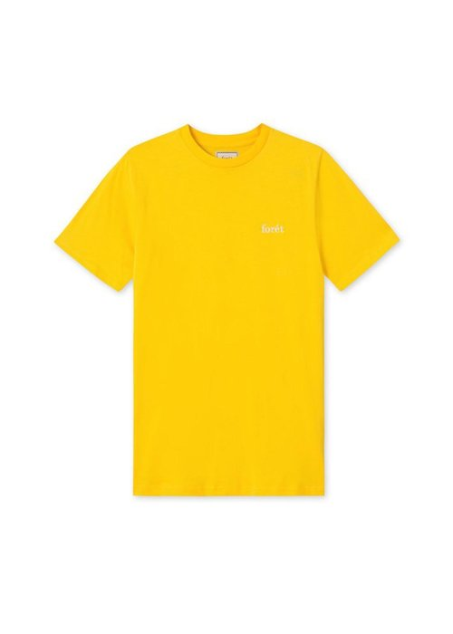 Forét Forét T-Shirt Air Yellow