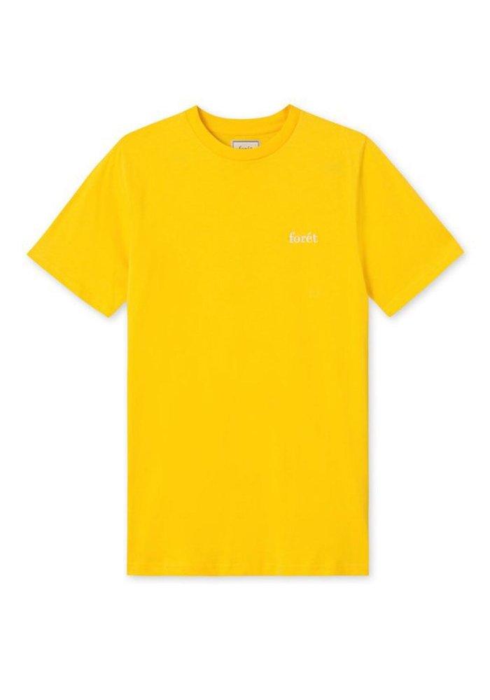 Forét T-Shirt Air Yellow
