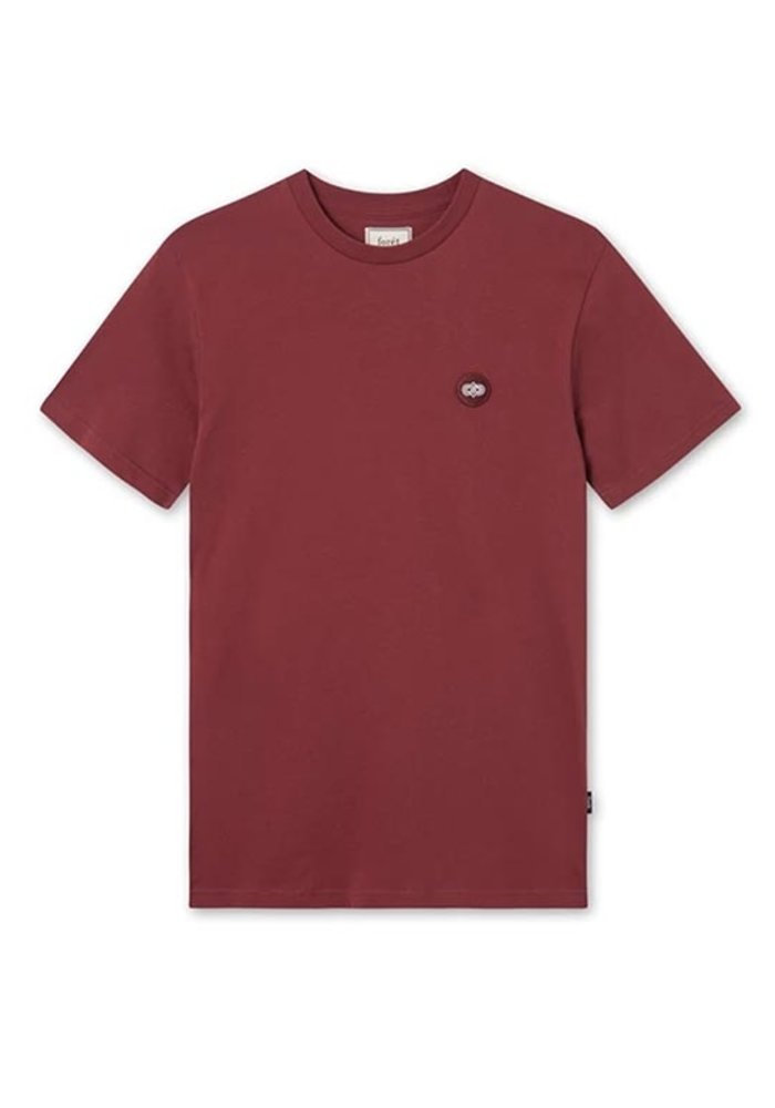 Forét Oak T-Shirt Wine