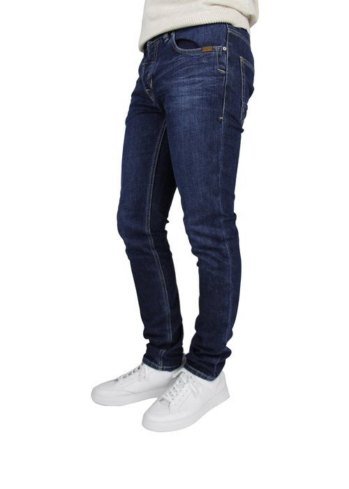 Five Fellas Five Fellas Dark Blue Jeans 12M