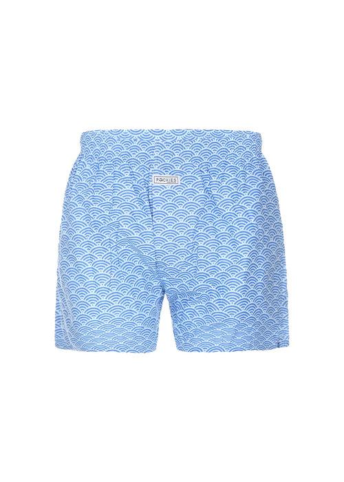 Pockies Underwear Pockies Underwear Wavy Blue