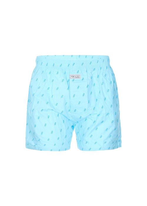 Pockies Underwear Pockies Underwear Starships Blue