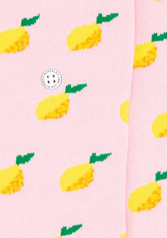 Alfredo Gonzales Socks Lemons