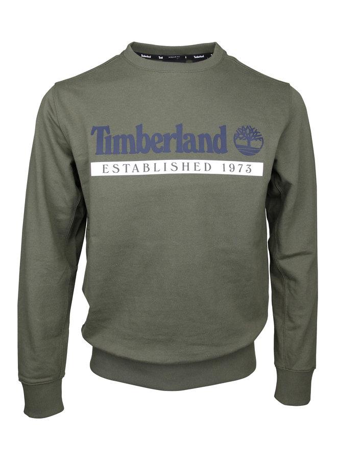 Timberland Crew Sweat Es. 1973