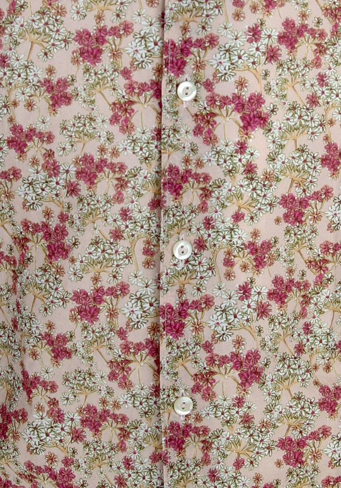 Tintoria Mattei Shirt Floral 1TUKN0AFI1