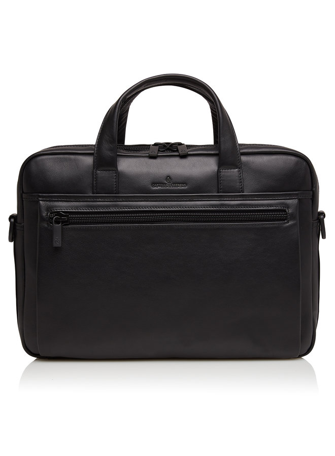 """Castelijn & Beerens 40 9472 ZW Echo Laptoptas 15,6"""" plus Tablet Zwart"""