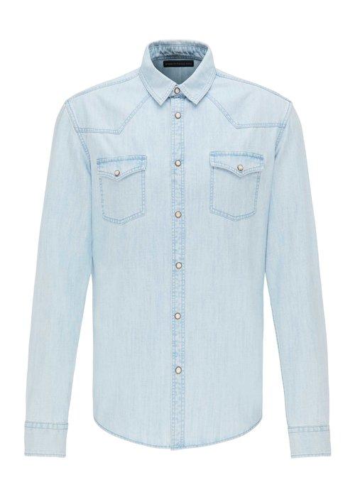 Drykorn Drykorn Shirt Samu Light Denim