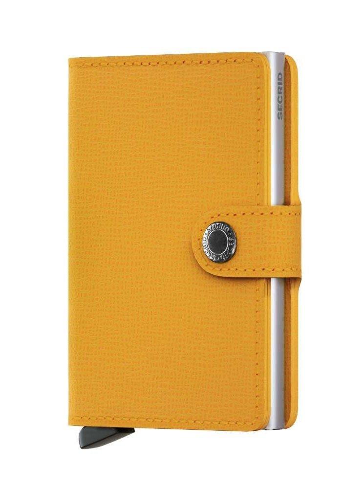 Secrid Miniwallet Crisple Amber