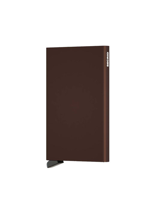 Secrid Secrid Cardprotector Brown