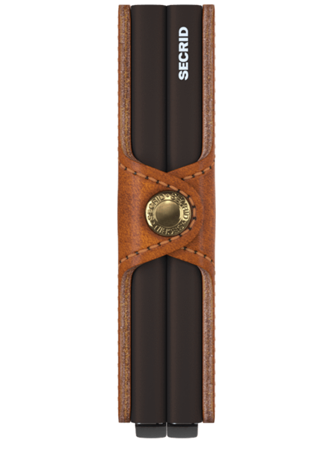 Secrid Twinwallet Original Brown