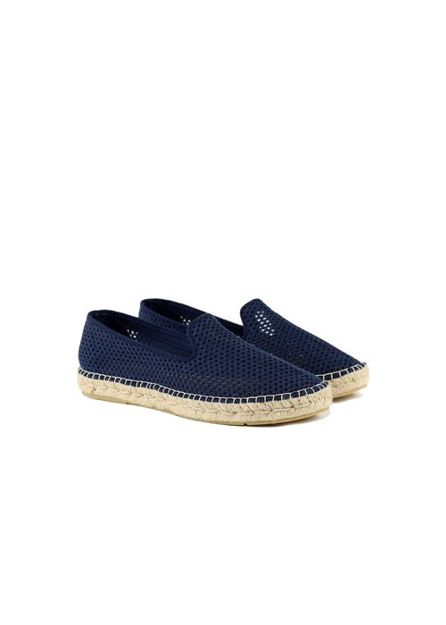Espadrij L'originale Loafer Mesh Navy