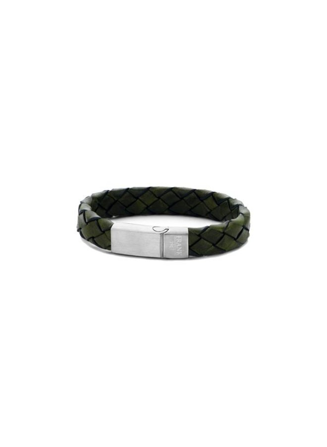 Frank 1967 7FB-0223 Bracelet Leather Green