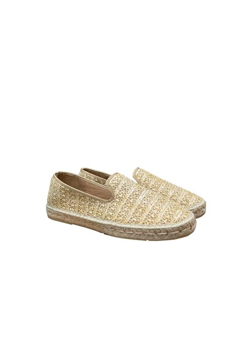 Espadrij L'originale Loafer Raphia Nature