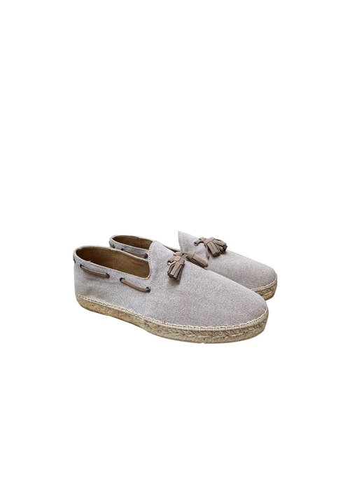 Espadrij L'originale Loafer Louis Sable