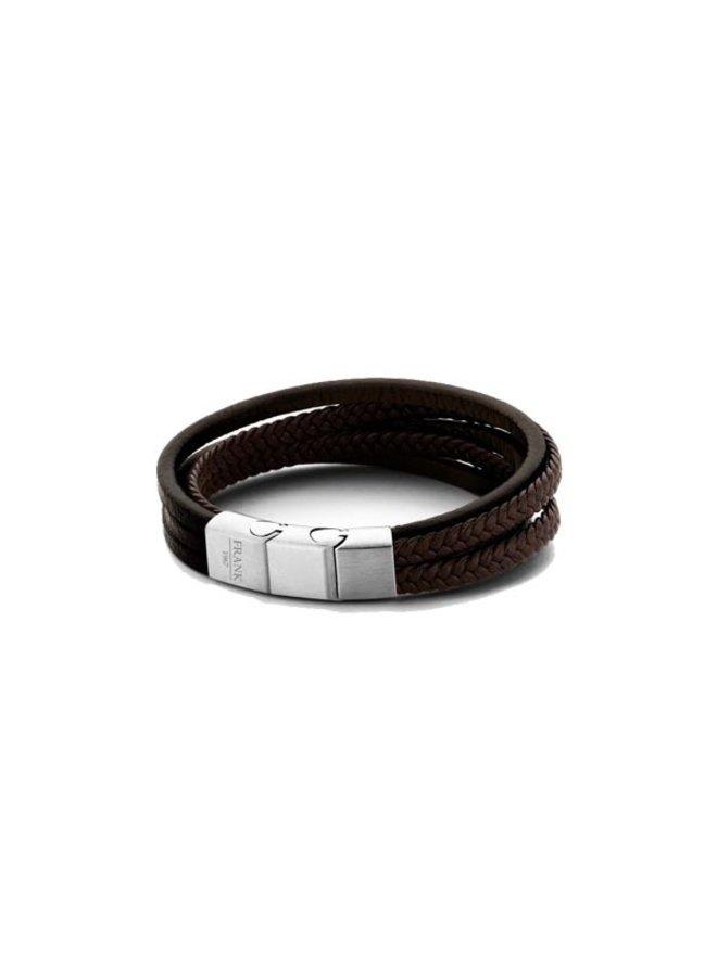Frank 1967 Bracelet Brown leather