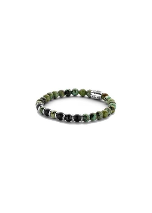 Frank 1967 Frank 1967 7FB-0259 Bracelet Autumn Green