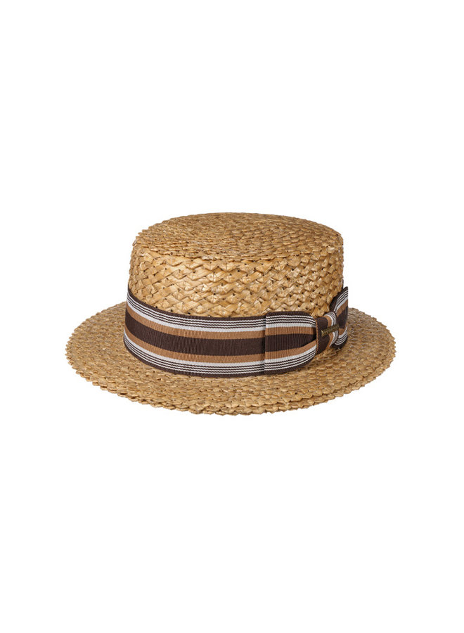 Stetson 2938506-72 Boater Vintage Wheat