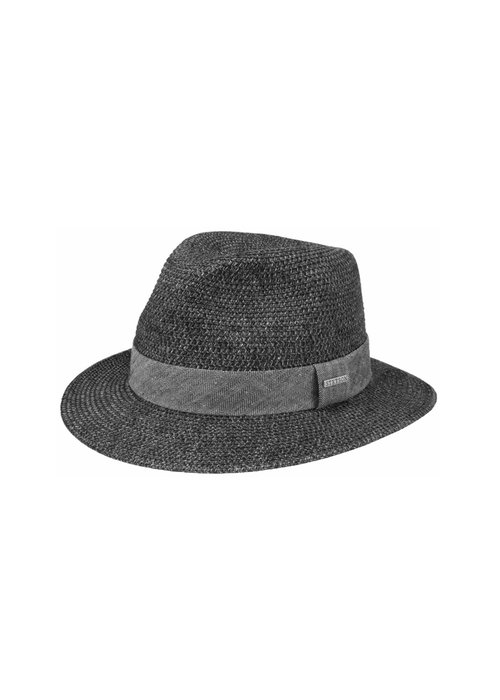 Stetson 2478515-13 Traveller Toyo Dark Grey
