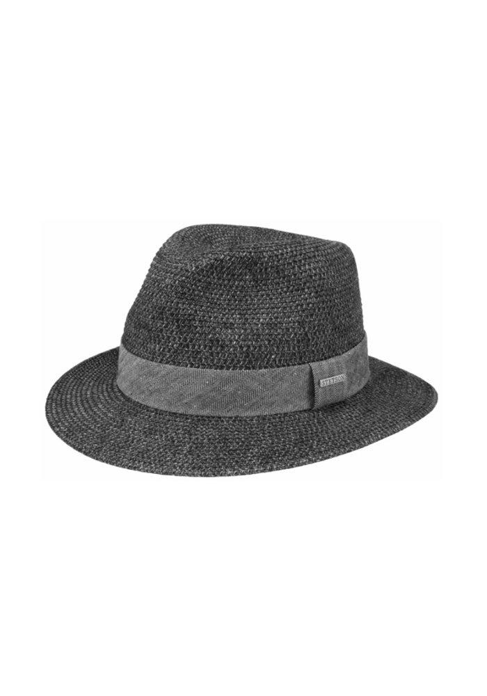 Stetson 2478515-13 Traveller Toyo Dark Grey