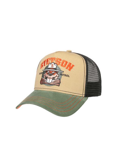 Stetson Stetson 7751155-2 Trucker Cap Forest Patrol Green