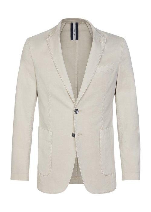 Profuomo Profuomo PPRP1C0036 Jacket Garment Dye Beige