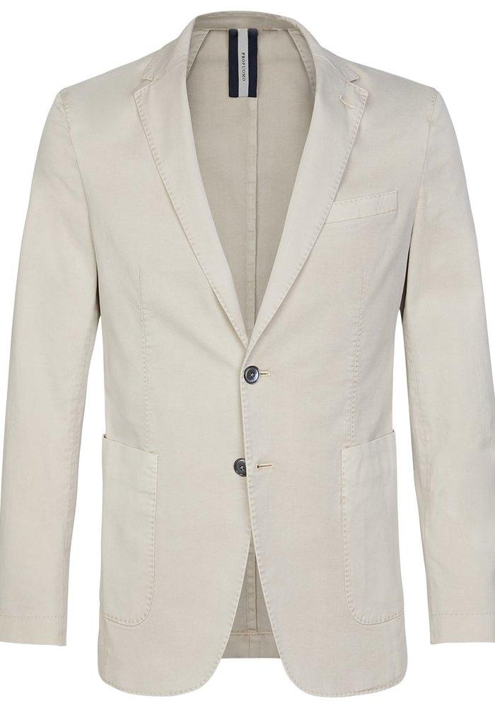Profuomo Jacket Garment Dye Beige