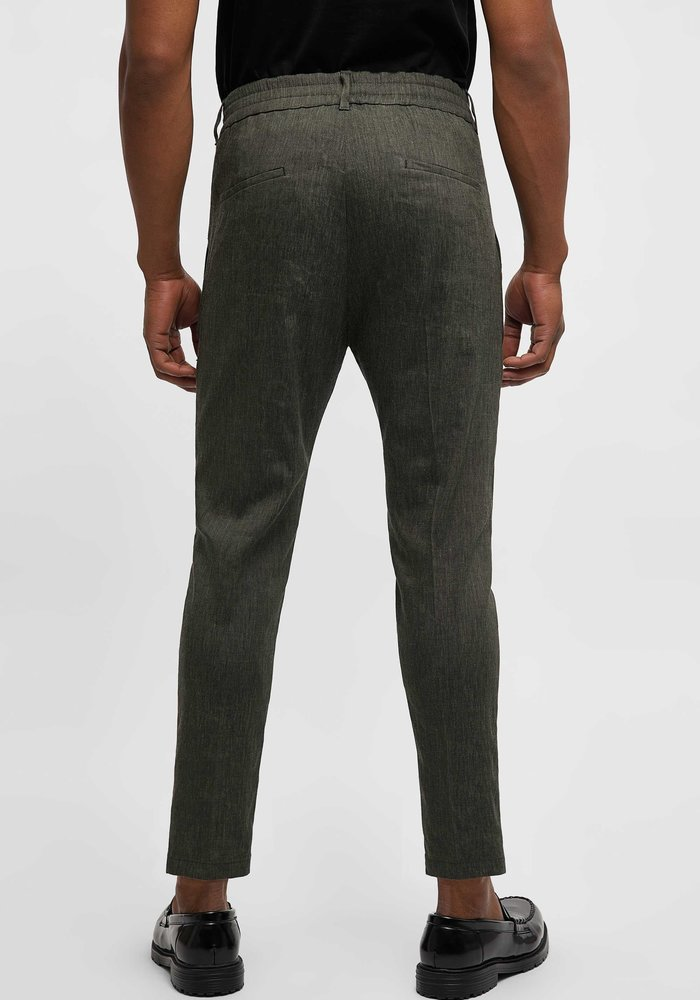 Drykorn Trousers Chasy Army Linnen