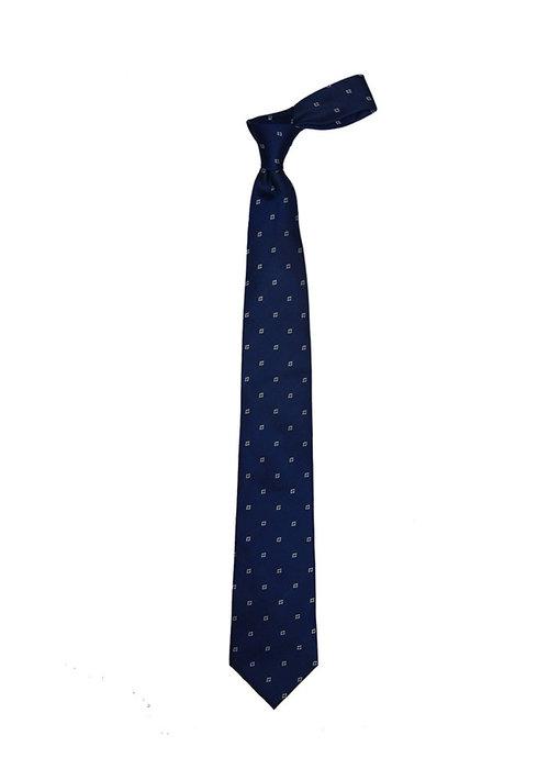 Les Deux Freres Les Deux Fréres Regular Silk Tie