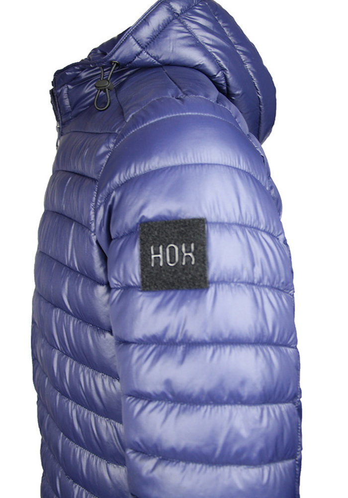 Hox XU3621 Jacket Dark Blue