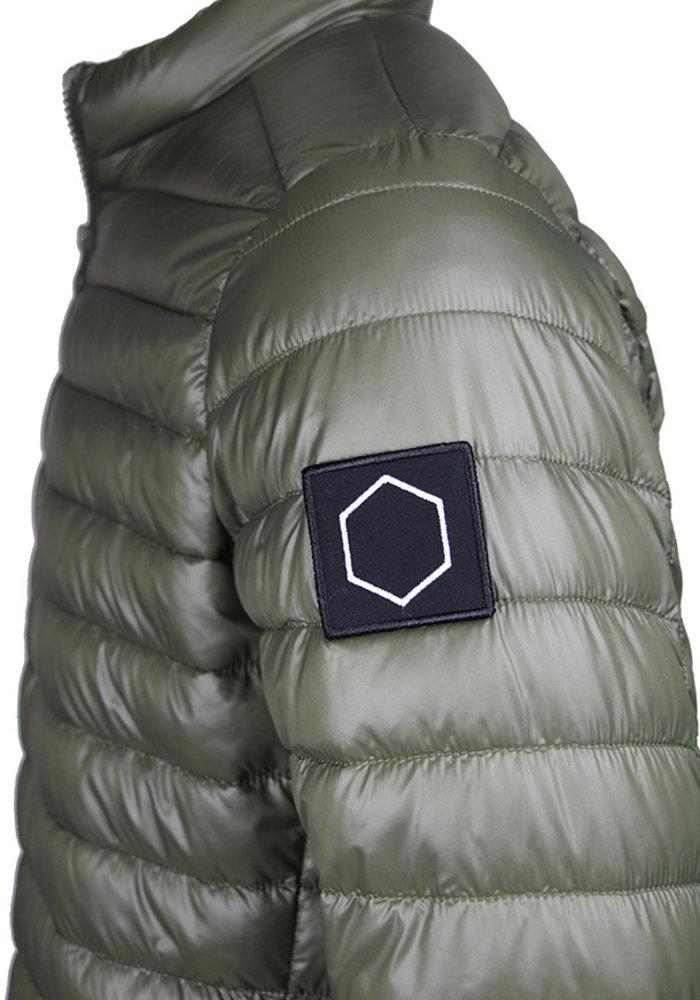 Hox XU3620 Jacket Sage Green