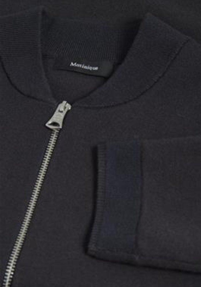 Matinique Parry Knitwear  Dark Navy