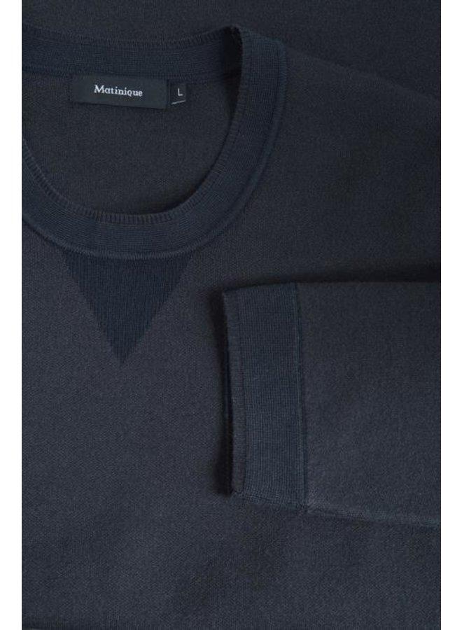 Matinique Sweater Lennon Sport Dark Navy