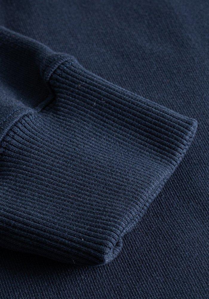 Foret Heat Sweatshirt Navy