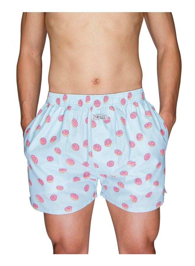 Pockies Underwear Boxer Donut V3