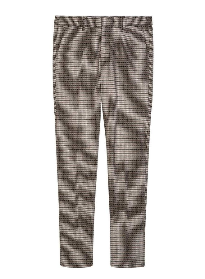 Drykorn 40427-1720 Sight Chino Beige Houndstooth