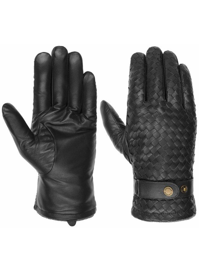 Stetson  Gloves Sheep Nappa Black