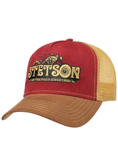 Stetson Stetson Trucker Cap On The Road