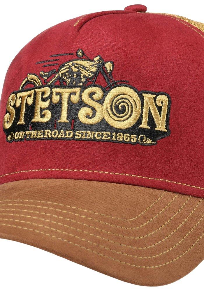 Stetson 7756105 68 Trucker Cap On The Road