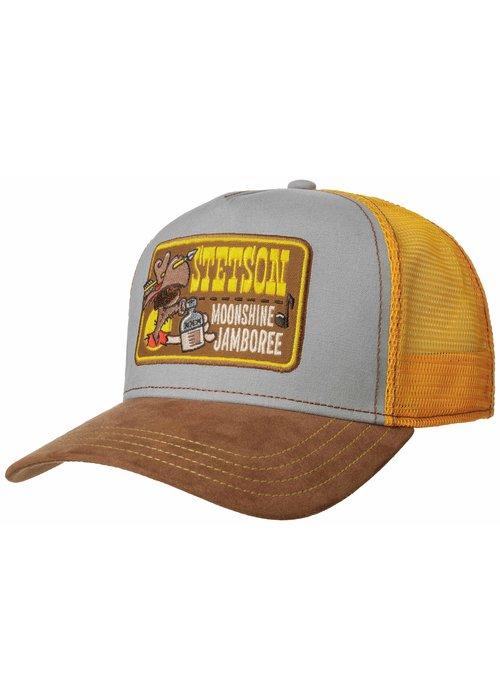 Stetson Stetson 7751174 63 Trucker Cap Moonshine Jamboree