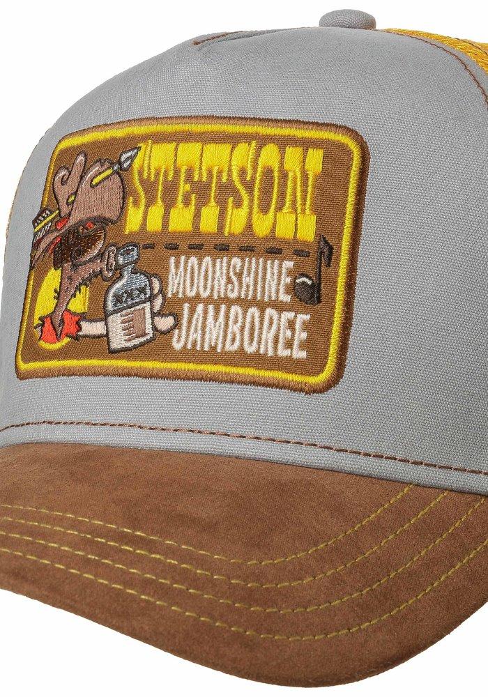 Stetson 7751174 63 Trucker Cap Moonshine Jamboree