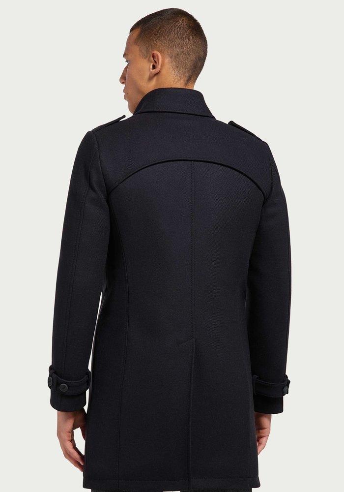 Drykorn Coat Skopje Blue