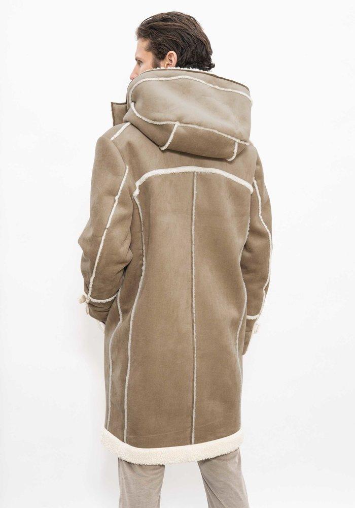 Drykorn Coat Secset_S Beige