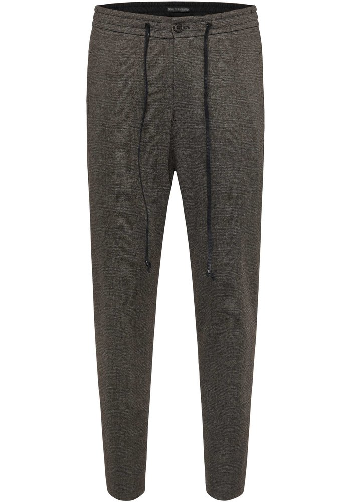 Drykorn Jeger Chino Grey Prince Of Wales Check