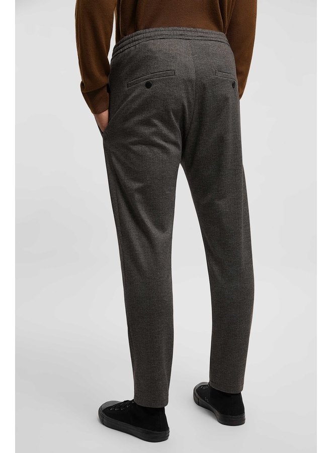 Drykorn 40473-1100 Jeger Chino Grey Prince Of Whales Check