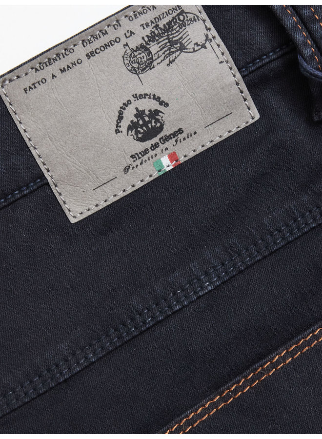Blue De Genes Paulo Pavia 1 Chino Midnight Blue